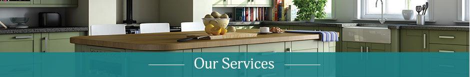 CG Kitchens services