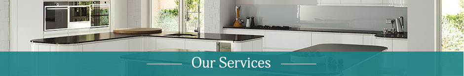 Our services, CG Kitchens