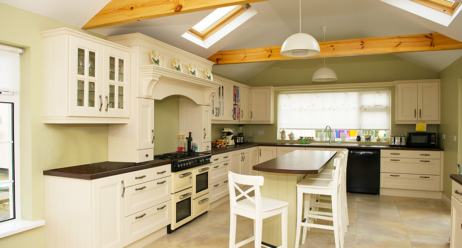 Simple kitchen tiles ireland with decor pertaining to for Kitchen ideas ireland
