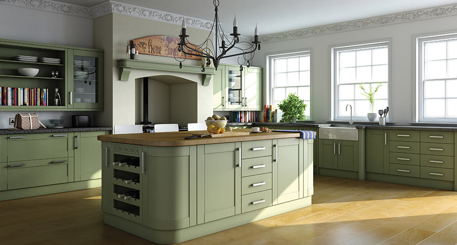 CG Kitchens - Bedrooms fitting